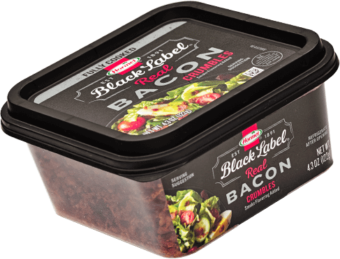 Hormel bacon crumbles container by Tech 2